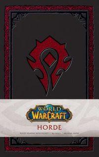 World of Warcraft - Horde Hardcover Ruled Journal