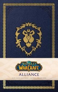 World of Warcraft Alliance Ruled Journal