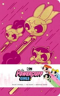 Powerpuff Girls Ruled Journal
