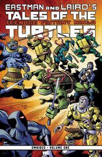 Tales of the Teenage Mutant Ninja Turtles Omnibus, 1