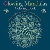 Glowing Mandalas Coloring Book