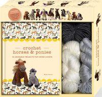 Crochet Horses & Ponies