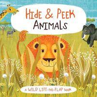 Hide & Peek Animals