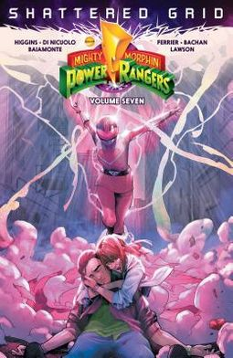 Mighty Morphin Power Rangers 7