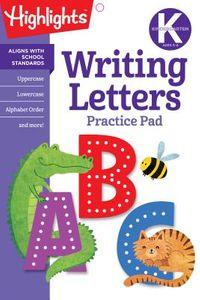 Writing Letters, Kindergarten