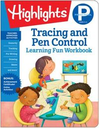 Tracing and Pen Control, Preschool