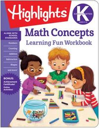 Math Concepts Kindergarten