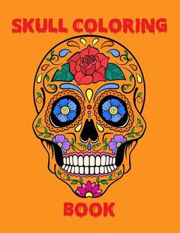HPB | Search for Skull Coloring Book