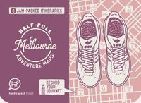 Half-full Melbourne Adventure Maps