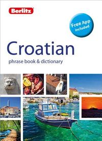 Berlitz Croatian Phrase Book & Dictionary