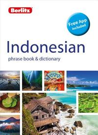Berlitz Phrase Book & Dictionary Indonesian