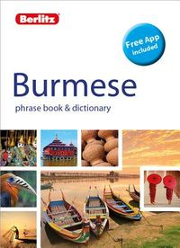 Berlitz Phrase Book & Dictionary Burmese
