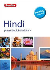 Berlitz Phrase Book & Dictionary Hindi