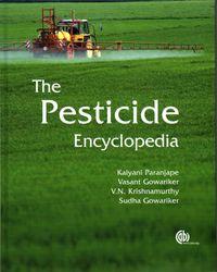 The Pesticide Encyclopedia