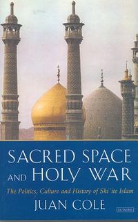 Sacred Space and Holy War