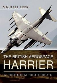 The British Aerospace Harrier