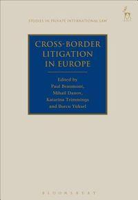 Cross-Border Litigation in Europe