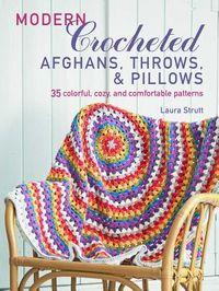 Modern Crocheted Afghans, Throws, & Pillows