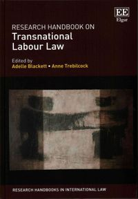 Research Handbook on Transnational Labour Law