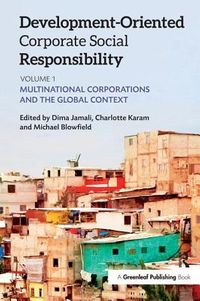 Development-Oriented Corporate Social Responsibility