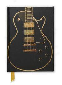 Gibson Les Paul Guitar Foiled Journal