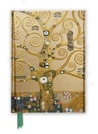 Klimt Tree of Life Foiled Journal
