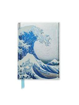Hokusai?s the Great Wave Foiled Pocket Journal