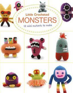 Little Crocheted Monsters