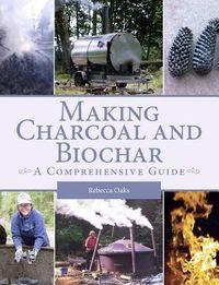 Making Charcoal and Biochar