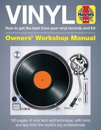 Haynes Vinyl Manual