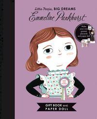 Emmeline Pankhurst Gift Book and Paper Doll