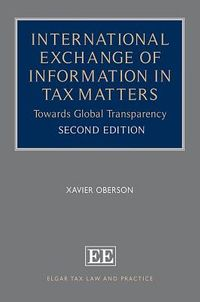 International Exchange of Information in Tax Matters