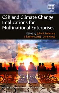 Csr and Climate Change Implications for Multinational Enterprises