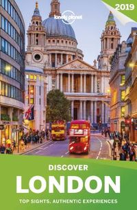 Lonely Planet Discover 2019 London