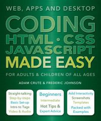 Coding HTML-CSS Javascript Made Easy