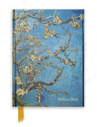Van Gogh Almond Blossom Address Book