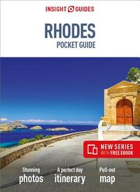 Insight Guides Pocket Guide Rhodes