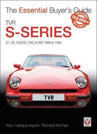 Veloce The Essential Buyer's Guide TVR S-Series