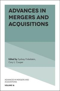 Advances in Mergers and Acquisitions