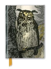 Winking Owl Foiled Notebook