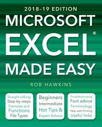 Microsoft Excel Made Easy 2018-19
