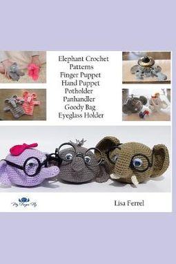 Elephant Eyeglass Holder Crochet Pattern | Crochet patterns ... | 382x255