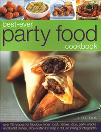 Best-ever Party Food Cookbook