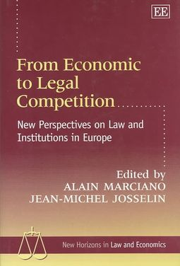 From Economic to Legal Competition