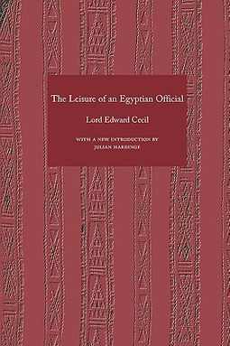 The Leisure of an Egyptian Official