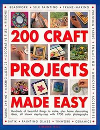 200 Craft Projects Made Easy