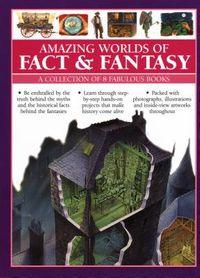 Amazing Worlds of Fact & Fantasy - a Collection of 8 Fabulous Books