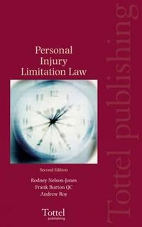 Personal Injury Limitation Law
