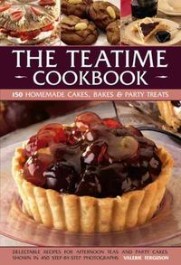 The Teatime Cookbook