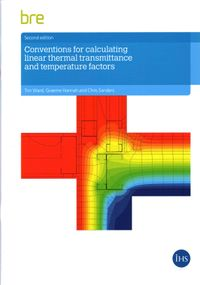 Conventions for calculating linear thermal transmittance and temperature factors